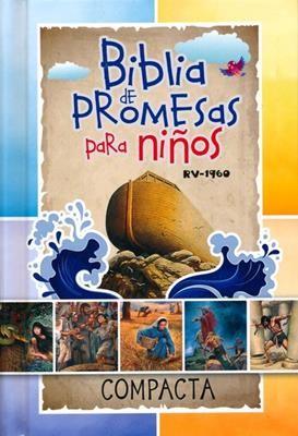 Biblia de Promesas Para Niños (Tapa Dura)