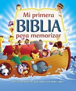 Mi Primera Biblia Para Memorizar (Tapa Dura Acolchonada)