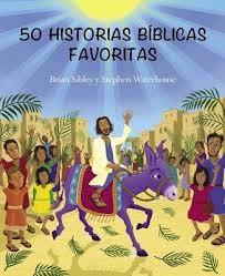 50 Historias Bíblicas Favoritas (Tapa Dura)