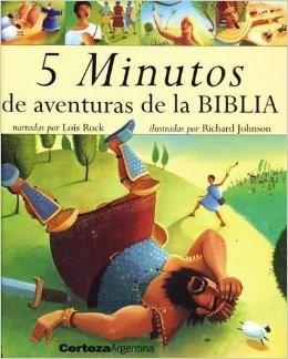 5 Minutos de Aventuras de la Biblia