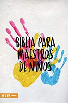 Biblia Para Maestros de Niños (Tapa Suave)