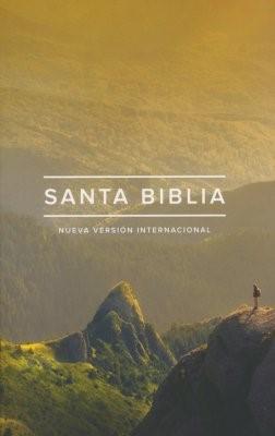 Biblia NVI Edición Ministerial (Tapa Rústica) [Biblia]