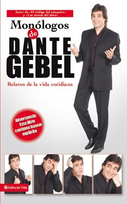 Monólogos de Dante Gebel (Tapa rústica suave) [Libro]