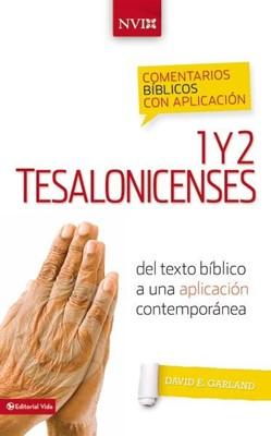 Comentarios Biblicos Con Aplicacion Tesalonicenses NVI (Tapa Dura)