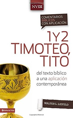 1 y 2 Timoteo (Tapa Dura)