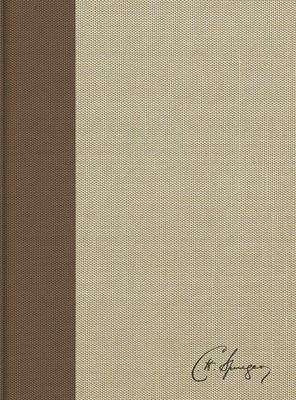Biblia de Estudio Spurgeon Tapa Dura (Tapa Dura)