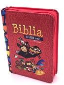 Biblia Mi Gran Viaje Cierre Rojo (Tapa Suave)