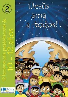 Jesús Ama a Todos (Tapa Rustica)