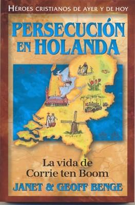 Persecución en Holanda (Tapa rústica suave) [Libro]