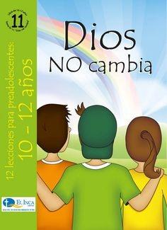 Dios no Cambia (Tapa Rustica)