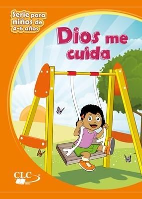Dios me Cuida (Tapa Rustica)
