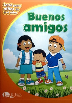 Buenos Amigos (Tapa Rustica)