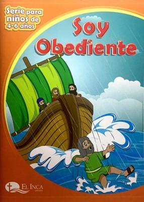 Soy Obediente (Tapa Rustica)