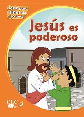 Jesús es Poderoso (Tapa Rustica)