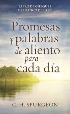 Promesas y Palabras de Aliento (Tapa Rustica)