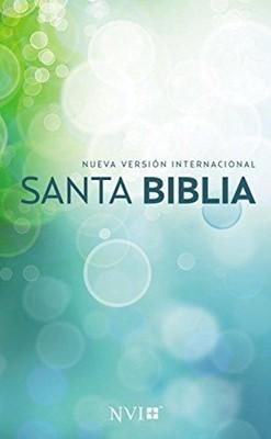 Biblia NVI Económica Círculos (Tapa Rustica)