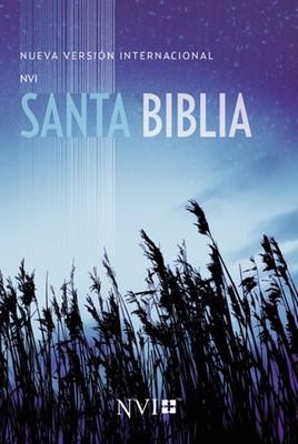 Biblia NVI Económica Azul (Tapa Rustica)