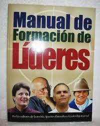 Manual de Formación de Líderes (Tapa Rustica)