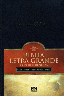 Biblia RV1909 Tapa Dura Negro (Tapa Dura)