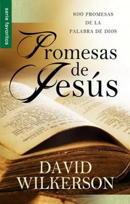 Promesas de Jesús (Tapa Rústica suave) [Libro Bolsillo]