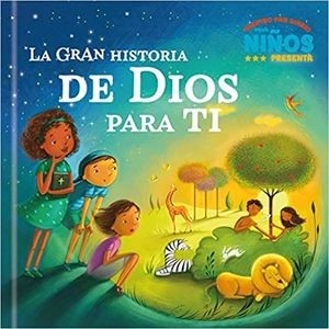 Gran Historia de Dios Para ti (Tapa Dura)