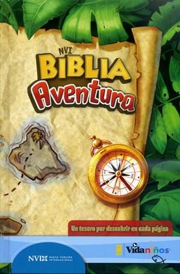 Biblia aventura NVI (Tapa Dura) [Biblia]
