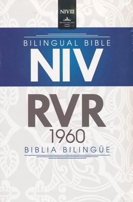 Biblia Bilingüe RVR/NIV Imitación Piel (Tapa Suave)