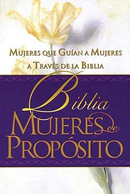 Biblia Mujeres de Propósito (Tapa Dura)