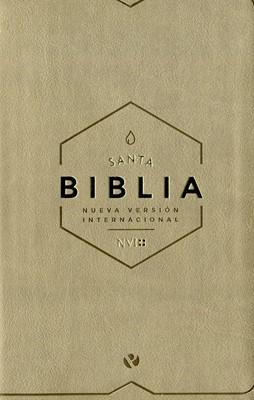 Biblia NVI Imitación Piel Marrón (Tapa Suave)