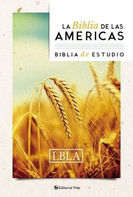 Biblia de Estudio LBLA (Tapa Dura)