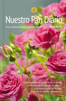 Nuestro Pan Diario Flores vol 25 (Tapa Rustica)