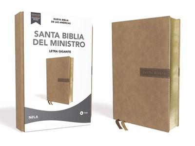 Biblia del Ministro NBLA (Tapa Suave)
