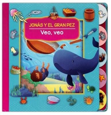 Jonás y el Gran Pez Veo, Veo (Tapa Dura)
