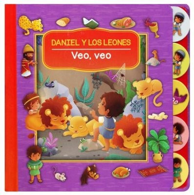 Daniel y los Leones Veo, Veo (Tapa Dura)