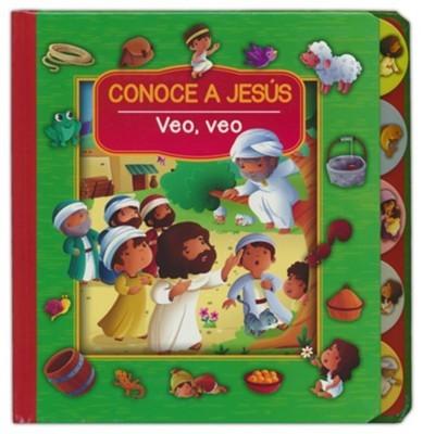 Conoce a Jesús Veo Veo