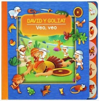 David y Goliat Veo Veo (Tapa Dura)