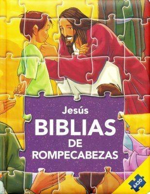 Jesús Biblia de Rompecabezas