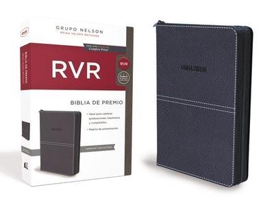 Biblia RVR Premios y Regalos Cierre Azul (Tapa Suave)