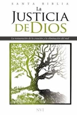 Biblia NVI Justicia de Dios Rustica (Tapa Rustica)