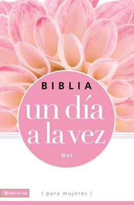Biblia NVI UN DIA A LA VEZ Mujeres (Tapa Rustica)