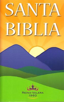 Biblia Económica Edición Misionera RVR60 (Rústica) [Biblia]