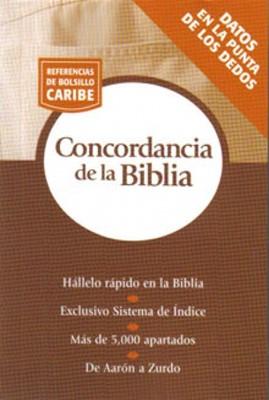 Concordancia de la Biblia (Tapa Rústica)