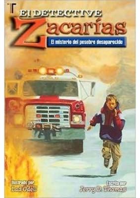 Detective Zacarias - Misterio del Pesebre Desaparecido (Tapa Rustica)