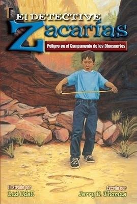 Detective Zacarias - Peligro en el Campamento de los Dinosaurios (Tapa Rustica)