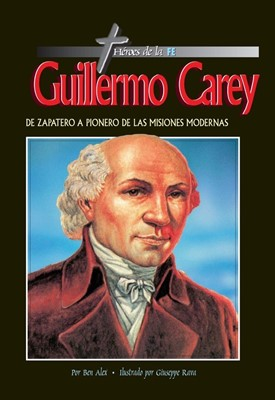 Guillermo Carey (Tapa Rústica)