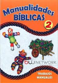 Manualidades Bíblicas #2 (Tapa Rústica)