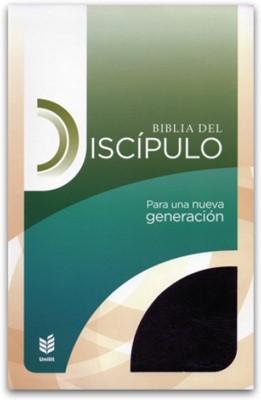 Biblia del Discipulo Piel Especial (Piel Especial) [Biblia]