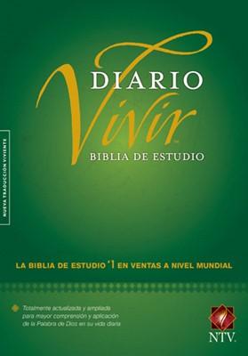 Biblia NTV de Estudio del Diario Vivir (Tapa dura) [Biblia]