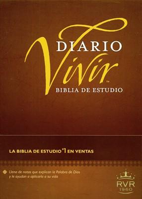 Biblia Estudio Diario Vivir RVR60 TD (Tapa Dura) [Biblia]