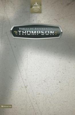 Biblia de Referencia Thompson (Tapa Dura) [Biblia]